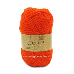 Ganga Yarn Desire - Orange 360094