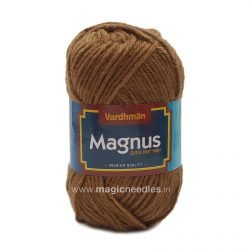 Vardhman Yarn Magnus - Brown MSM024