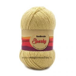 Vardhman Yarn Sparky - Golden Yellow SEL013