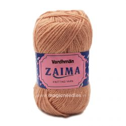 Vardhman Zaima Yarn - Brown ZMM038