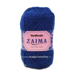 Vardhman Zaima Yarn - Royal Blue ZMH027