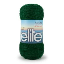 Ganga Elite Yarn Green 340128