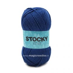 Ganga Stocky Yarn - Blue 335002