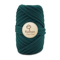 Kotton T Shirt Yarn - Dark-Green-V17