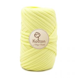 Kotton T Shirt Yarn - Lemon-Yellow-SPL06