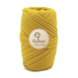 Kotton T Shirt Yarn - Ochre-Yellow-V09