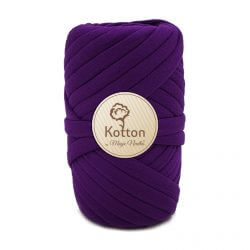 Kotton T Shirt Yarn - Purple-V22