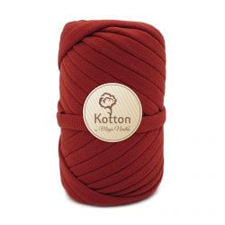 Kotton T Shirt Yarn - Rust-V21