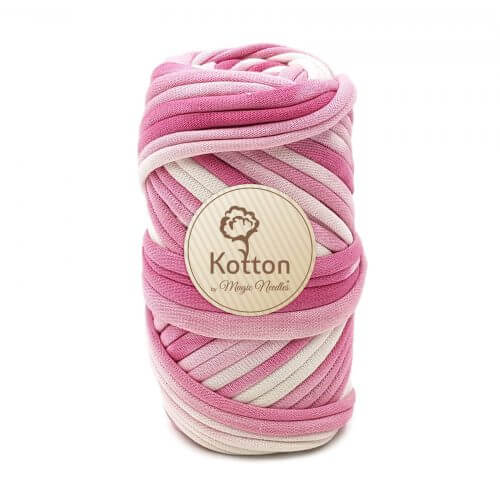 Kotton 100% Cotton T Shirt Yarn – Multi Color M01