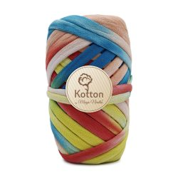 Kotton 100% Cotton T Shirt Yarn – Multi Color M04