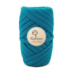 Kotton 100% Cotton T Shirt Yarn - Teal Blue V13