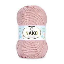 Nako Cici Bio Antibacterial Yarn - Powder 11251