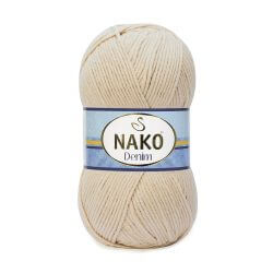 Nako Denim Yarn - Beige 11585