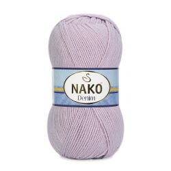 Nako Denim Yarn - Light Purple 1149