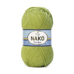 Nako Denim Yarn - Pista Green 11587