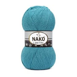 Nako Lame Fine Yarn - Tropical Sea 5498