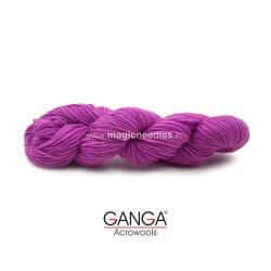 Ganga Cuddly 4 ply Acrylic Yarn - Purple 56