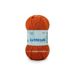 Ganga Hobby India Crochet Thread - Brick Red 08