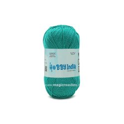 Ganga Hobby India Crochet Thread - Green 11