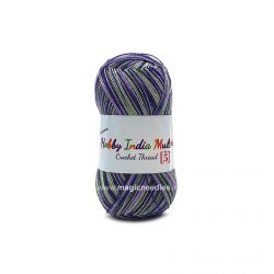 Ganga Hobby India Crochet Thread - Multi Color 36